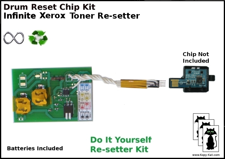 4 Drum imaging reset chips fuses for Samsung CLX-3185 CLX-3185N CLX-3185 FN FW