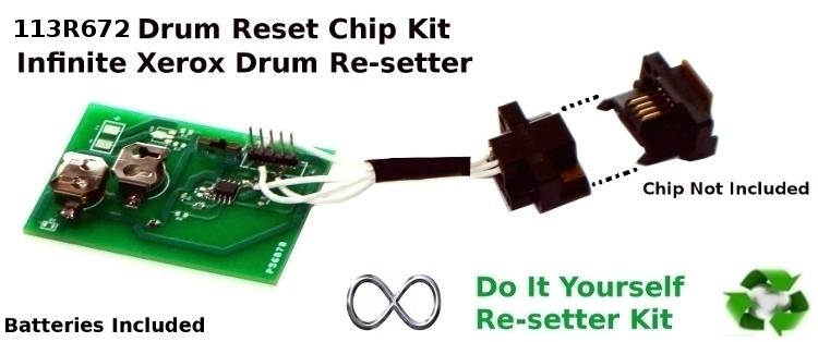 ✔ 4 Reset Drum Fuses for Okidata OKI C5400 C5400n C5400tn C5400dtn