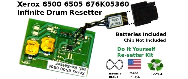 ✔ 4 Reset Drum Fuses for C330dn C530dn MC361 MC561 MC890 MC950